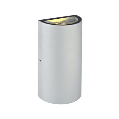 Светильник фасадный двухсторонний LYRA белый 106529, MARKSLOJD