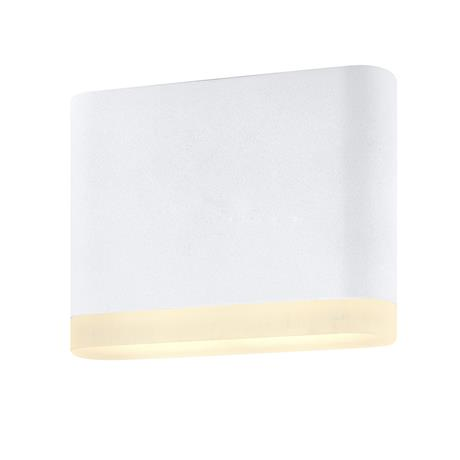Светильник фасадный UNO белый 106920, MARKSLOJD