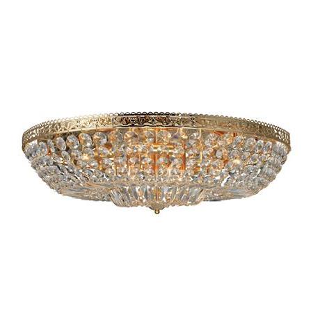 Светильник хрустальный VANADIS 12L золото 105315, Markslojd