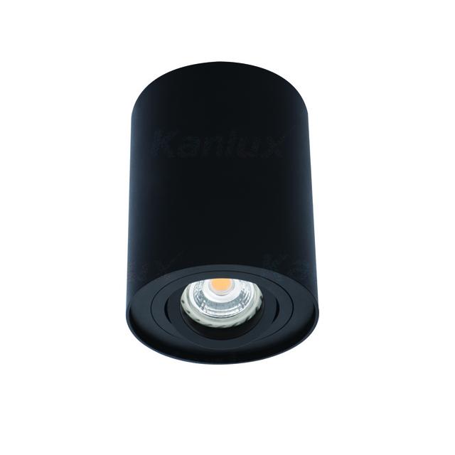Светильник BORD DLP-50-B (22552) черный