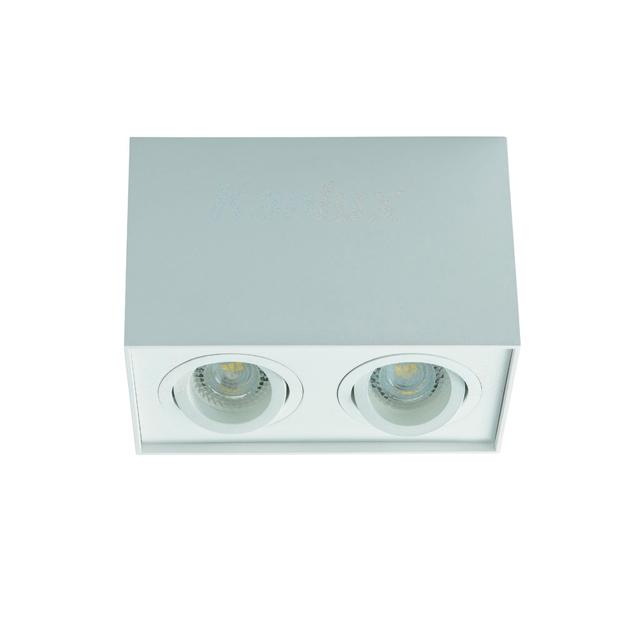 Светильник GORD DLP 250-W (25473) белый