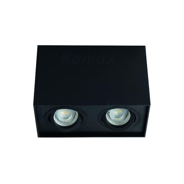 Светильник GORD DLP 250-B (25474) черный