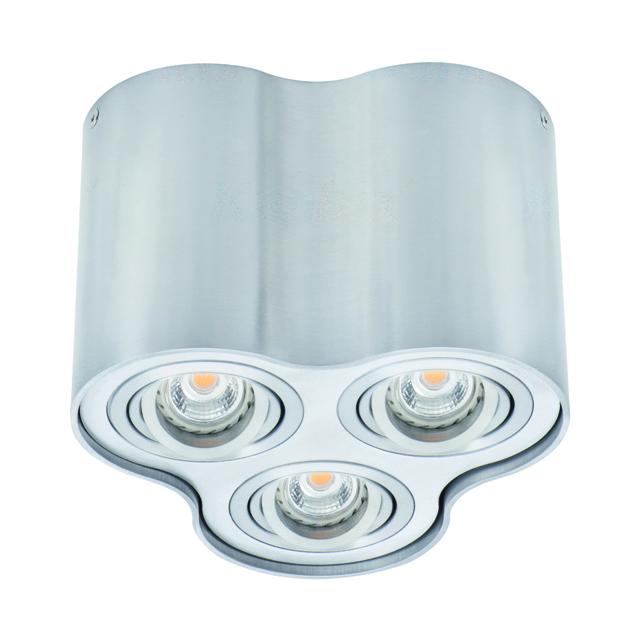 Светильник BORD DLP-350-AL (25802) алюминий
