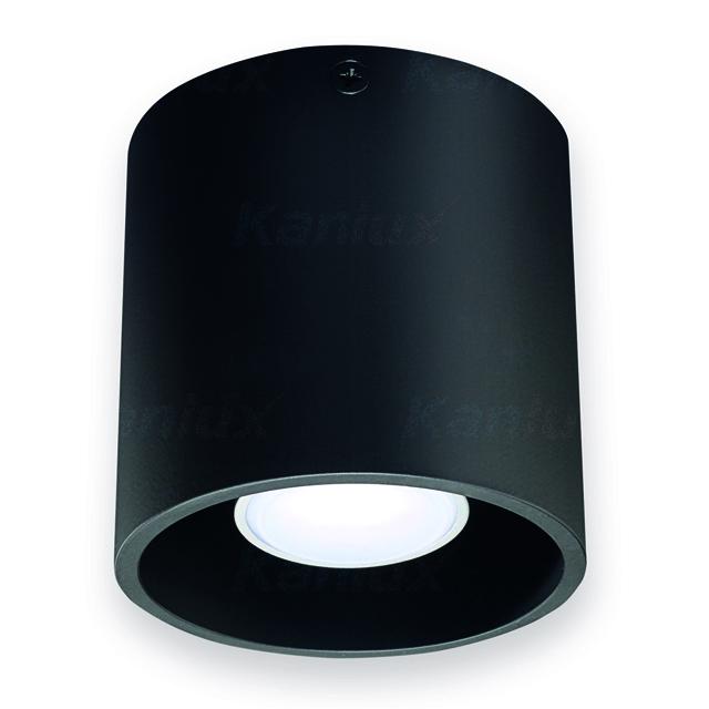 Светильник накладной ALGO GU10 CO-B (27033) черный