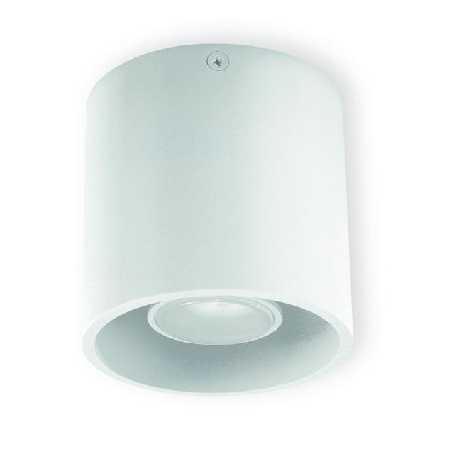 Светильник накладной ALGO GU10 CO-W (27035) белый