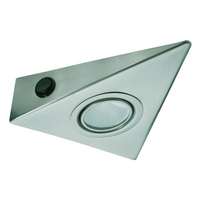 Светильник точечный мебельный ZEPO LFD-T02/S-C/M (04386) сатин