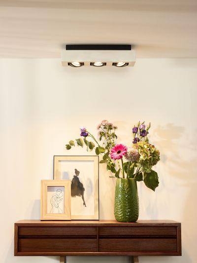 Светильник XIRAX LED DIM 3*5W 09119/15/31 белый, Lucide