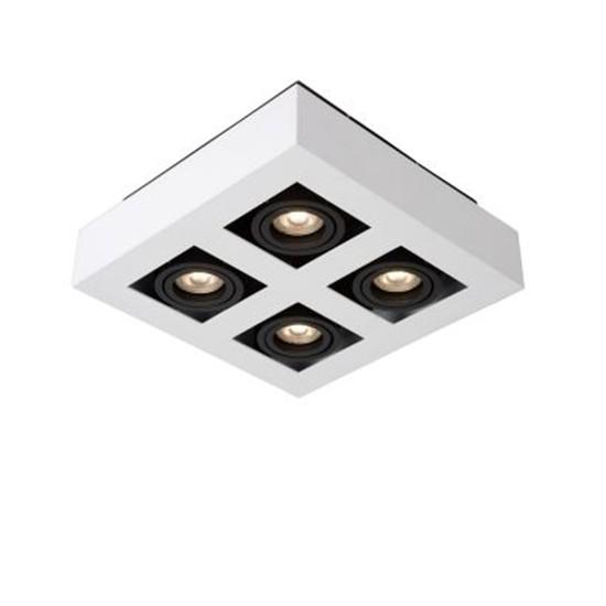 Светильник XIRAX LED DIM 4*5W 09119/20/31 белый, Lucide