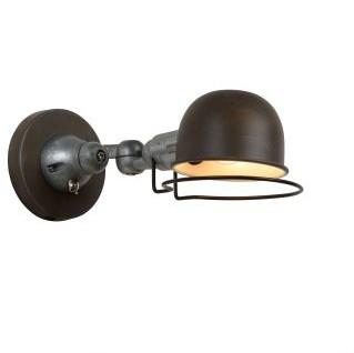 Бра HONORE 45252/01/97 ржавый коричневый, Lucide