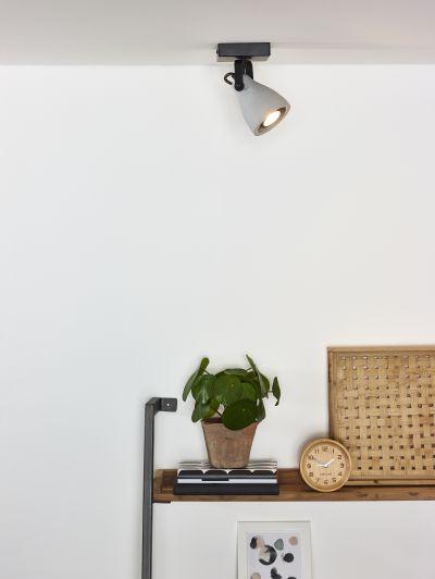 Светильник CONCRI LED DIM 5W 05910/05/30 черный, Lucide