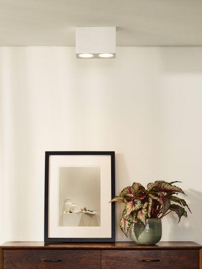 Светильник BENTOO LED DIM 2*5W 09913/10/31 белый, Lucide