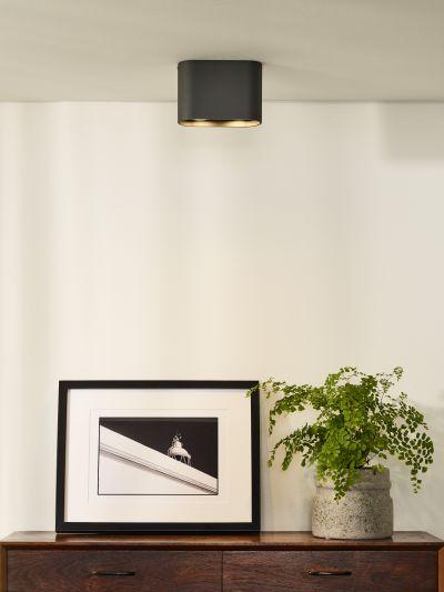 Светильник BENTOO LED DIM 2*5W 09914/10/36 серый, Lucide