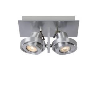 Светильник LANDA LED DIM 2*5W 17906/10/12 сатин хром, Lucide