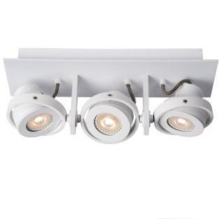 Светильник LANDA LED DIM 3*5W 17906/15/31 белый, Lucide