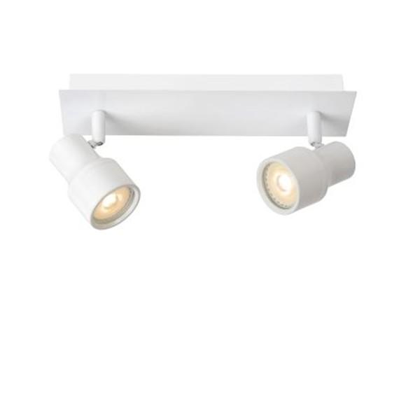 Светильник SIRENE LED DIM 2*5W 17948/10/31 белый IP44, Lucide