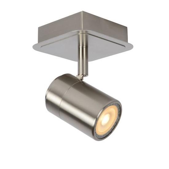 Светильник LENNERT LED DIM 5W 26957/05/12 сатин хром, Lucide