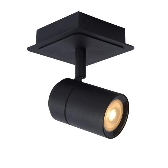 Светильник LENNERT LED DIM 5W 26958/05/30 черный IP44, Lucide