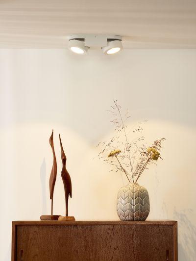 Светильник MITRAX LED DIM 2*5W 33158/10/31 белый, Lucide