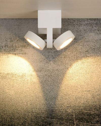 Светильник MITRAX LED DIM 2*5W 33159/10/31 белый, Lucide