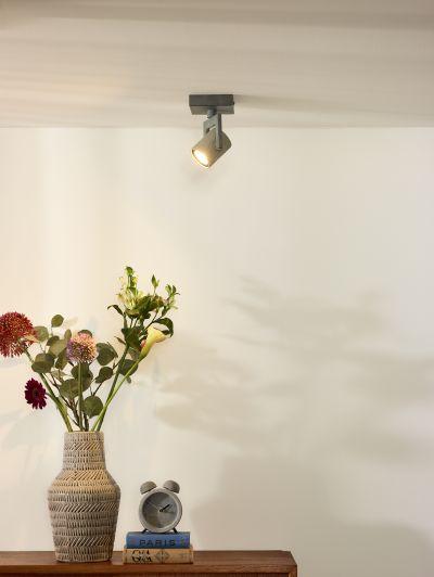 Светильник CONNI LED DIM 5W 05913/05/36 серый, Lucide