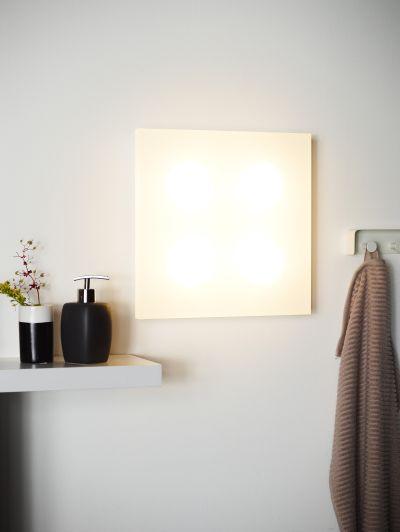 Светильник WINX-LED GX53 4*7W 3000K 12160/28/67 опал, Lucide