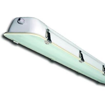 Светильник взрывозащищенный SALUKA LED 2*1200 IP66 незжавейка