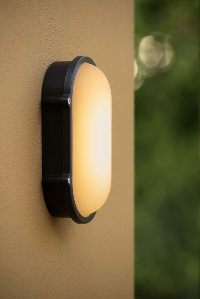 Светильник HUBLOT LED 12W 14811/14/36 IP65 антрацит Lucide