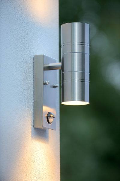 Светильник ARNE-LED 2*5W 14866/10/12 IP44 сатин хром Lucide