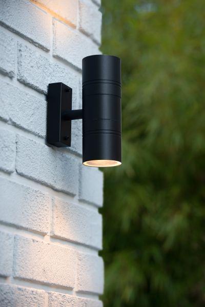 Светильник ARNE-LED 2*5W 14867/11/30 IP44 черный Lucide