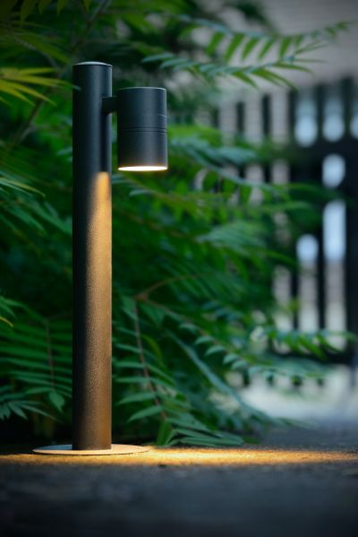 Светильник ARNE-LED 5W 14867/49/30 IP44 черный Lucide