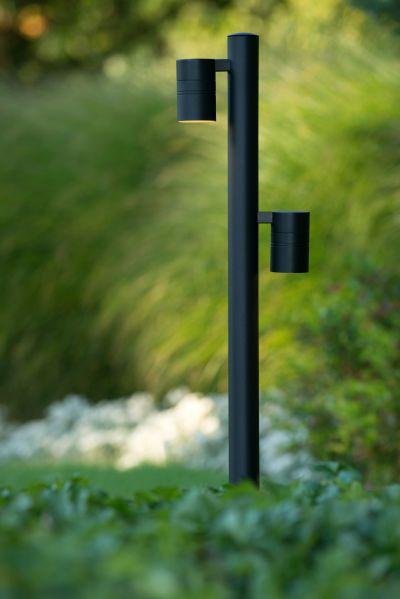 Светильник ARNE-LED 2*5W 14867/98/30 IP44 черный Lucide