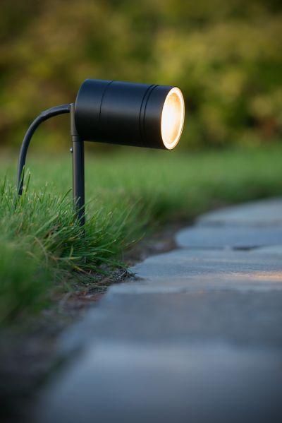 Светильник ARNE-LED 5W 14868/05/30 IP44 черный Lucide
