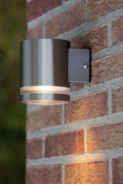 Светильник BASCO LED 5W 14880/05/12 IP54 сатин хром Lucide