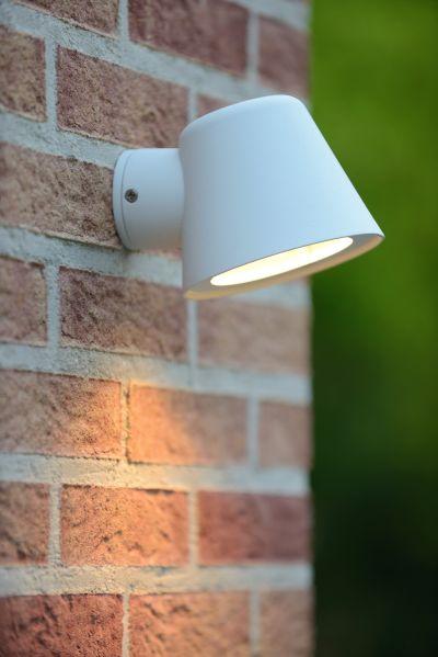 Светильник DINGO-LED DIM 5W 14881/05/31 IP44 белый Lucide