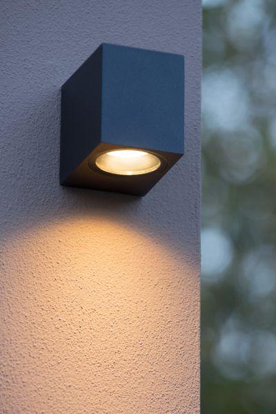 Светильник ZORA-LED DIM 5W 22860/05/30 IP44 черный Lucide