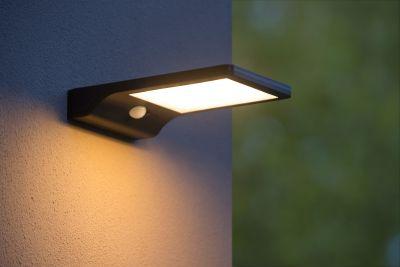 Светильник BASIC 22862/04/30 IP44 черный Lucide
