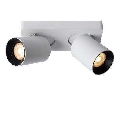 Светильник NIGEL LED dim/w 2*5W 09929/10/31 белый Lucide