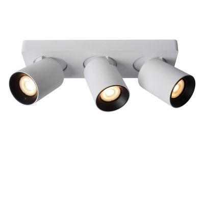Светильник NIGEL LED dim/w 3*5W 09929/15/31 белый Lucide