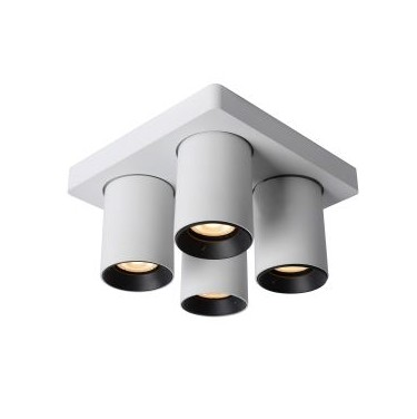 Светильник NIGEL LED dim/w 4*5W 09929/20/31 белый Lucide