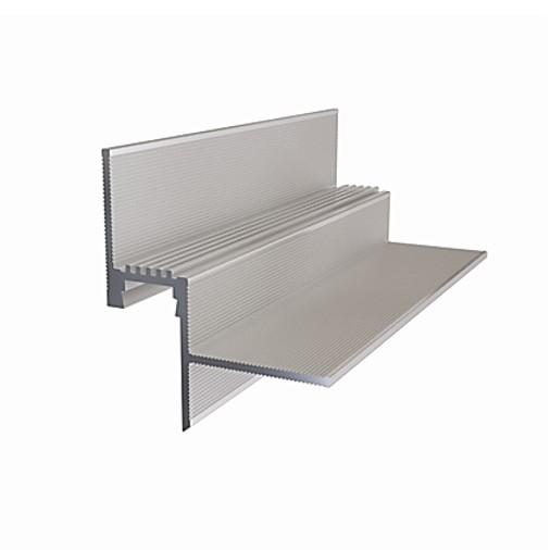 Профиль теневого шва алюминиевый TSH 11-25
