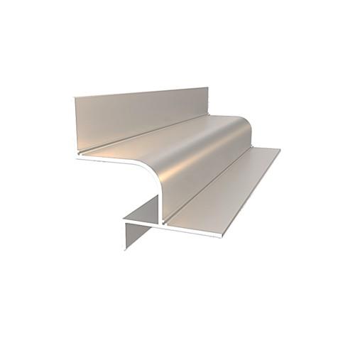 Профиль теневого шва алюминиевый TSH 2340