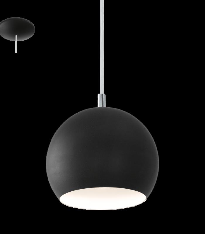 Подвесной светильник PETTO LED черный 3.3W 95836 EGLO