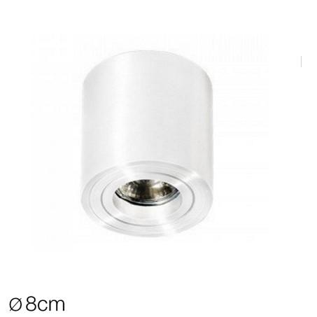 Светильник накладной Mini Bross AZ1711 белый AZzardo