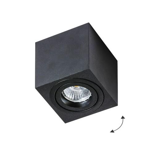 Светильник накладной Eloy AZ2137 черный AZzardo